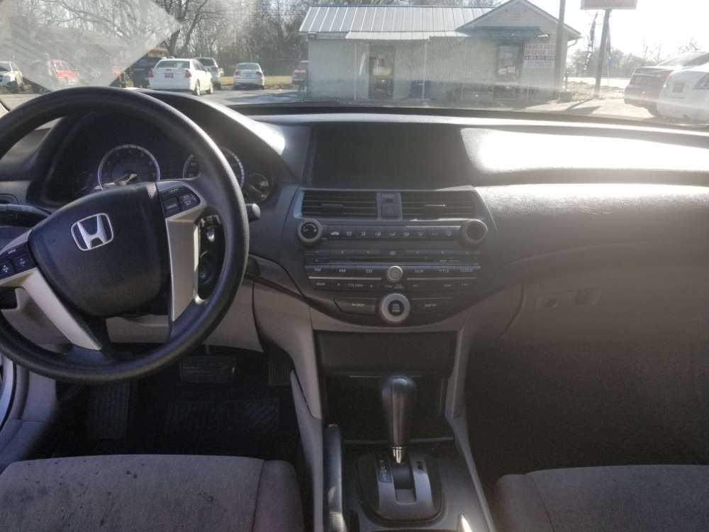 Honda Accord 2009 Silver