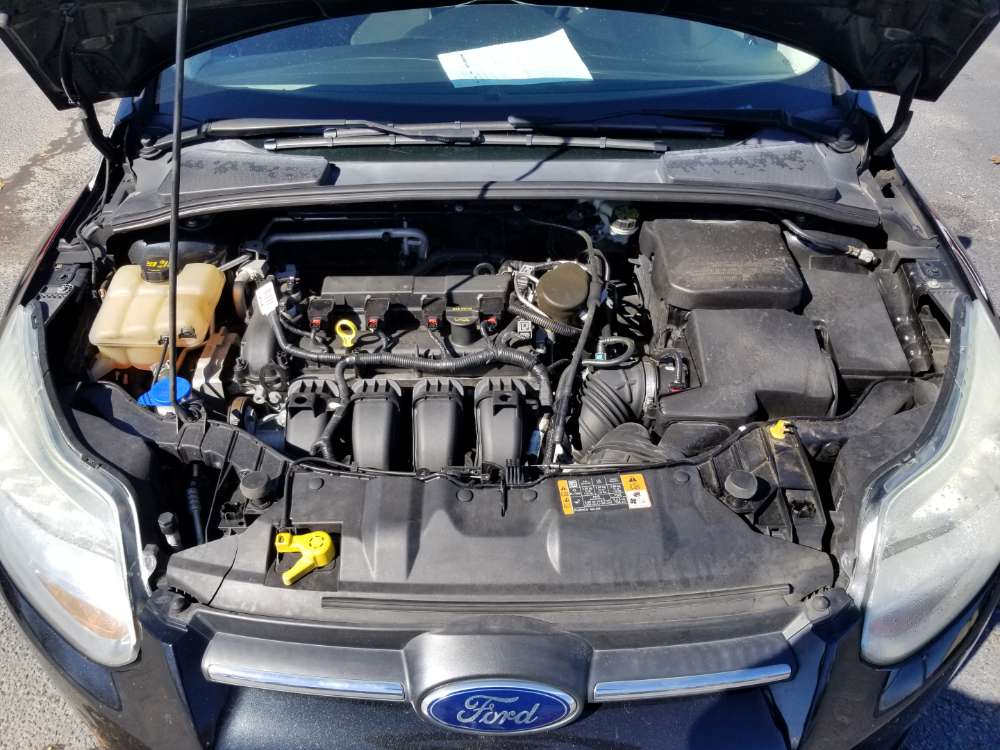 Ford Focus 2014 Black