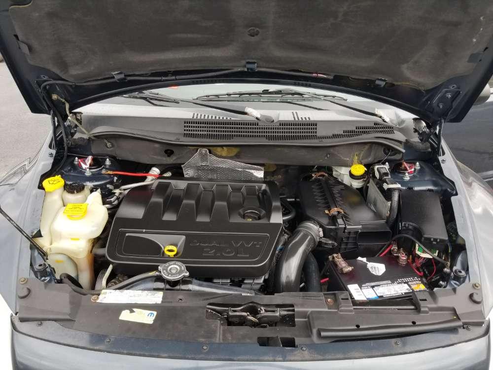 Dodge Caliber 2007 Blue
