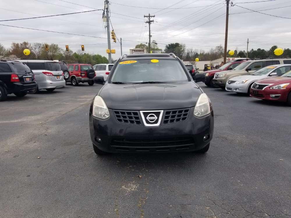 Nissan Rogue 2010 Black