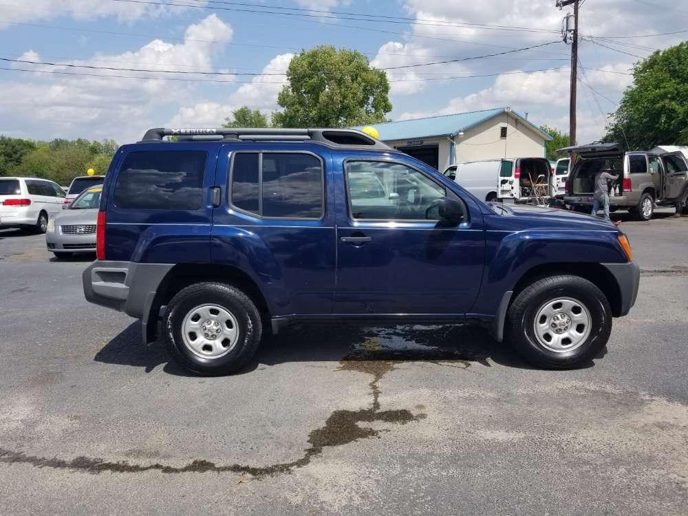 Nissan Xterra 2007 Blue
