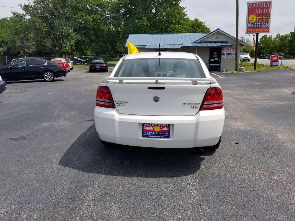 Dodge Avenger 2010 White