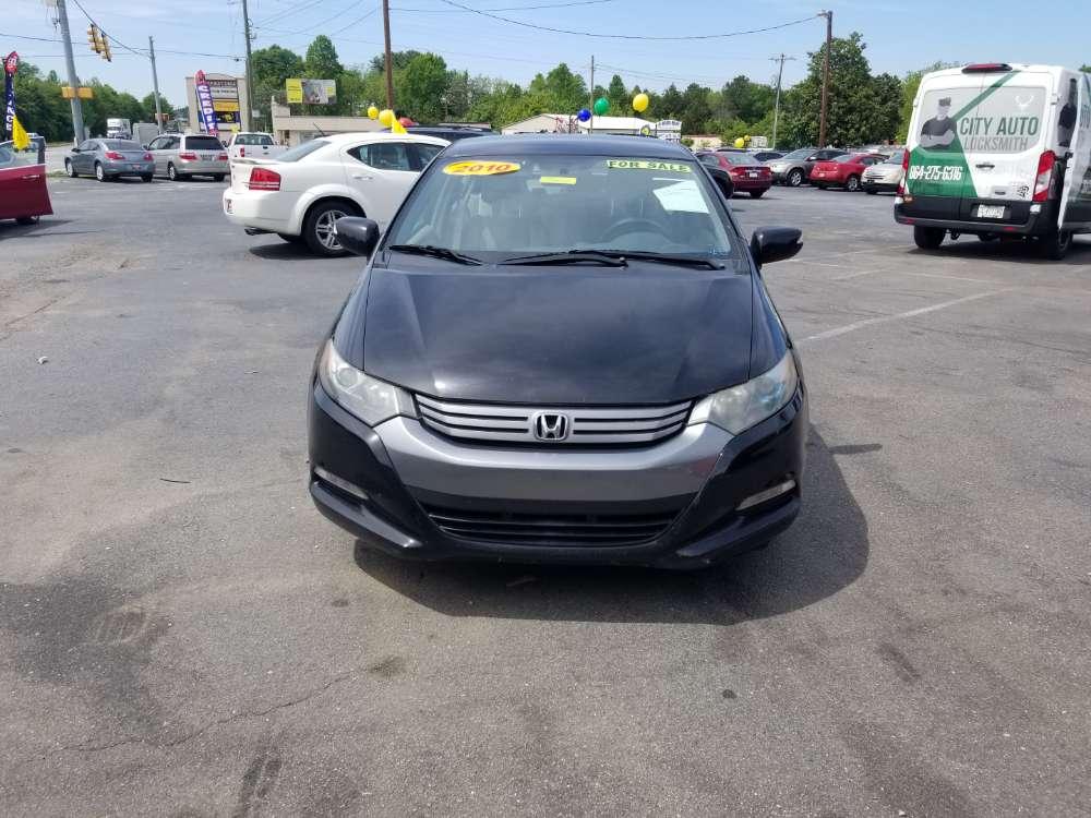 Honda Insight 2010 Black