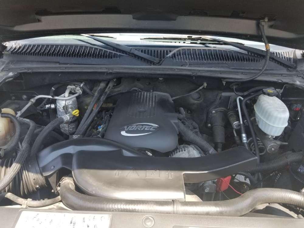 Chevrolet 2500 2003 Gray