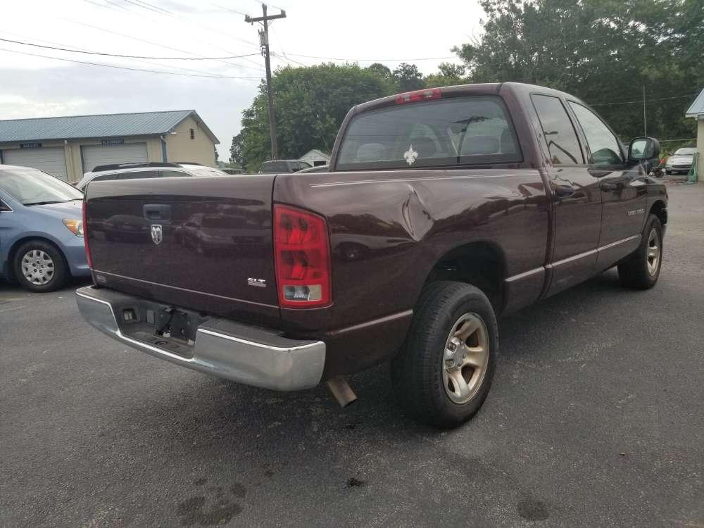 Dodge Ram 1500 2005 Purple
