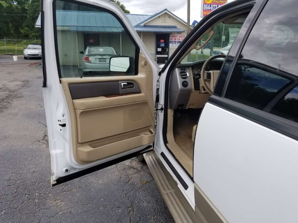 Ford Expedition 2007 White
