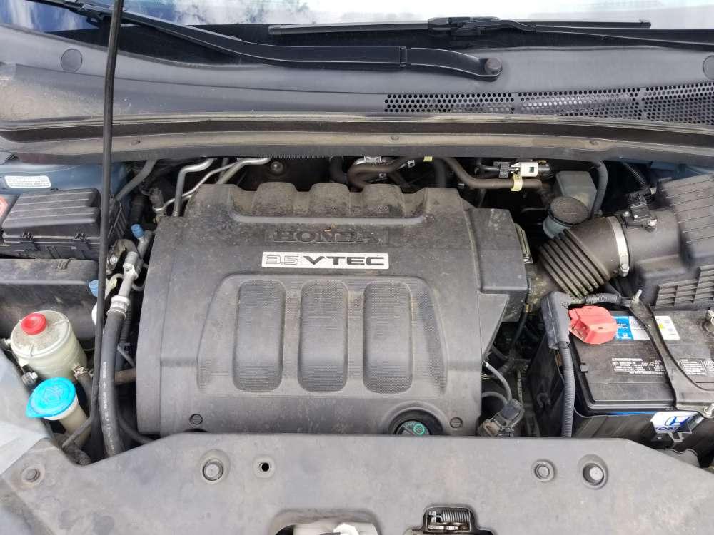 Honda Odyssey 2009 Blue