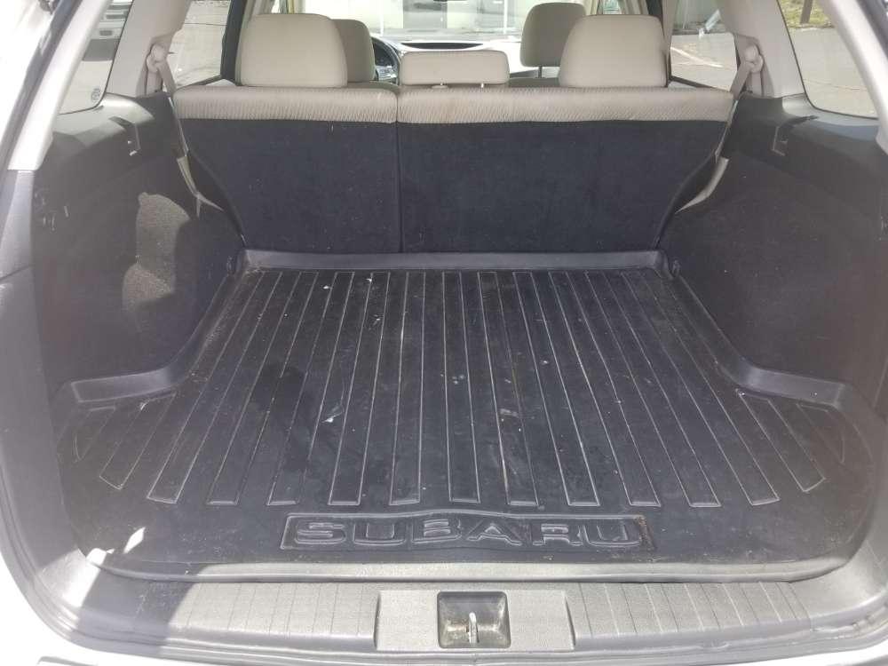 Subaru Outback 2011 White