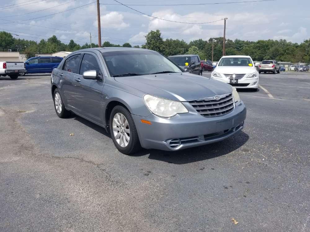 Chrysler Sebring 2010 Gray