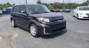 Toyota SCION xB 2014 Black